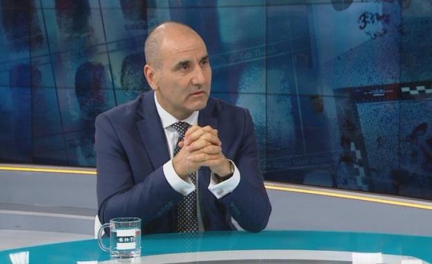 Бившият зам.-председател на ГЕРБ Цветан Цветанов омаловажи заплахите на ГЕРБ