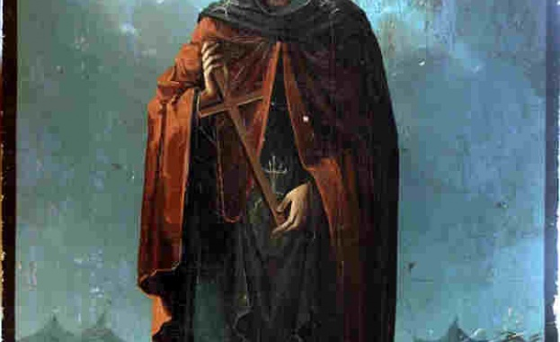 Преп. Параскева Петка Търновска. Св. мчци Назарий, Гервасий, Протасий и Целсий. (Петковден)