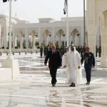 Премиерът Борисов се срещна  с престолонаследника на Абу Даби  шейх Мохамед бин Зайед Ал-Нахаян