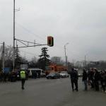 Протести блокират три важни пътни артерии в столицата