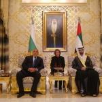 Борисов с безпрецедентна визита в Абу Даби
