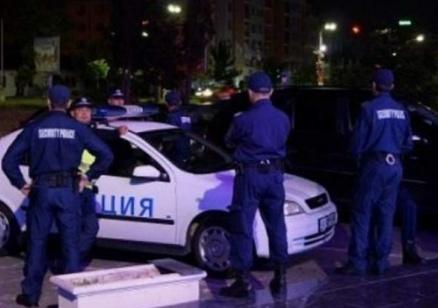 Стрелба в София