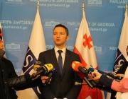 Кристиан Вигенин е определен за Специален координатор на мисията на ОССЕ за президентските избори в Грузия