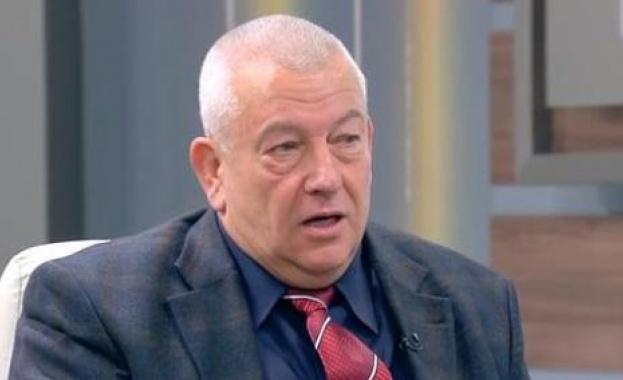 Тихомир Стойчев, бивш началник на ЦСБОП: Шумната акция с оръжие няма да разкрие крайния купувач