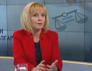 """Манолова: Гласовете """"Не подкрепям никого"""" да не отиват за финансиране на партиите"""