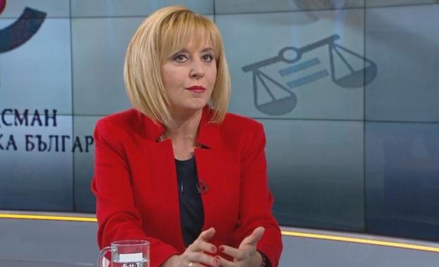 Мая Манолова: Не деля хората по партийна принадлежност и цвят