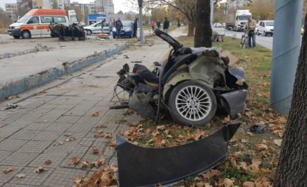 Катастрофите по пътищата убиват 1,35 милиона души годишно