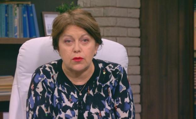 Татяна Дончева: Пет имена се спрягат за наследници на Корнелия Нинова