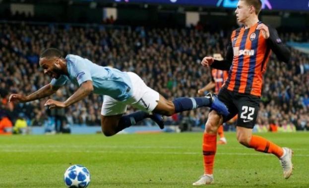 УЕФА вкарва спешно VAR в Шампионската лига след скандалната дузпа на Стърлинг