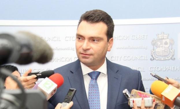 """Калоян Паргов ще участва в дискусия на тема """"Избори за Европейски парламент – България в ЕС след 2019 г."""""""