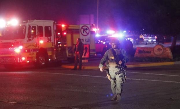 Стрелба в Калифорния, има десетки ранени