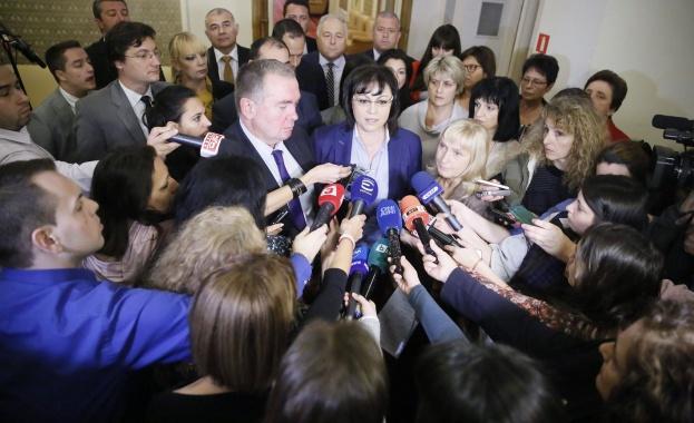 Нинова: Няма да участвам в Конгреса на ПЕС, но подкрепяме кандидатурата на Станишев