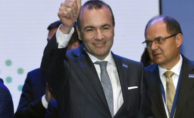 ЕНП избра Манфред Вебер за водач за евроизборите през 2019 г.