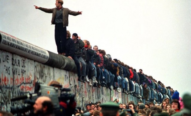 29 години от паднето на Берлинската стена