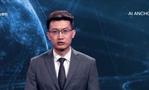 Компютърна програма сама води новините в Китай