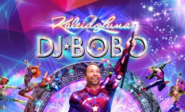 Dj Bobo arrived in Bulgaria for his concert in Zagreb