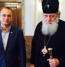 Симеон Славчев предлага пилотна програма за изучаване на вероучение в София