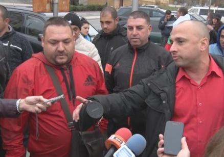 Протест в Шумен, гражданите влязоха в областната управа на града