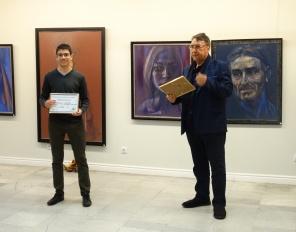 """Връчване на степендии """"Лука Бекяров"""""""