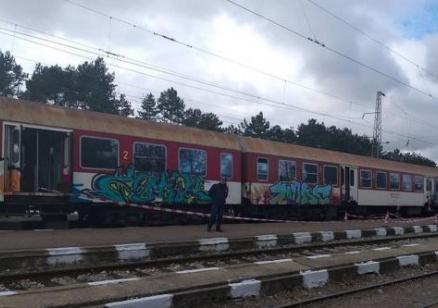 Задържаха двама за убийството във влака край Вакарел