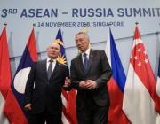 Владимир Путин закъсня за среща със сингапурския премиер, домакинът я отложи