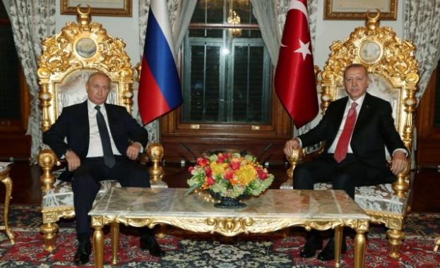 Кремъл потвърди: Путин пак ще се срещне с Ердоган