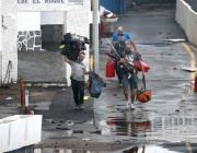 Дъждове наводниха популярни курорти в Испания