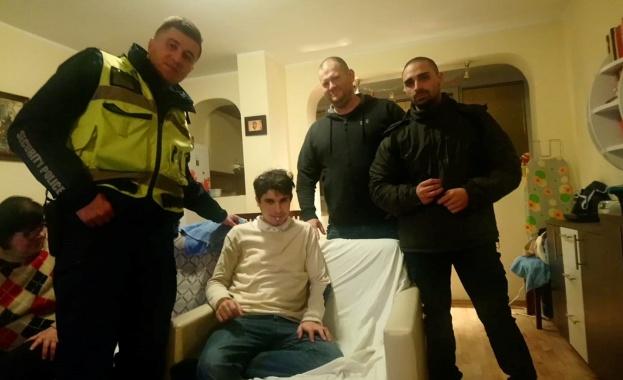 Откриха изчезналото 18-годишно момче от София