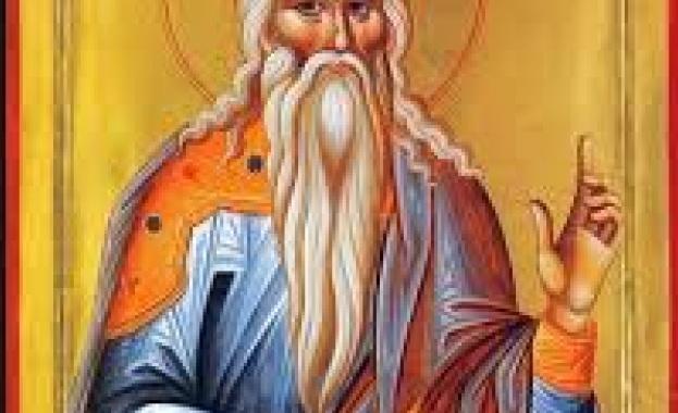 Св. пророк Наум живял 700 години преди Рождество Христово. 200