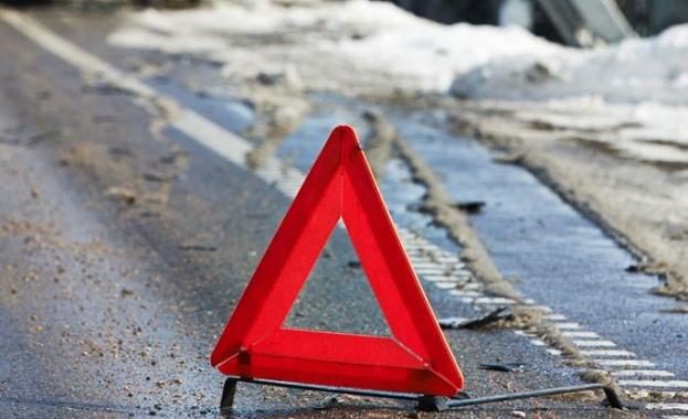 Катастрофа блокира пътя между Луковит и Ябланица, има загинал