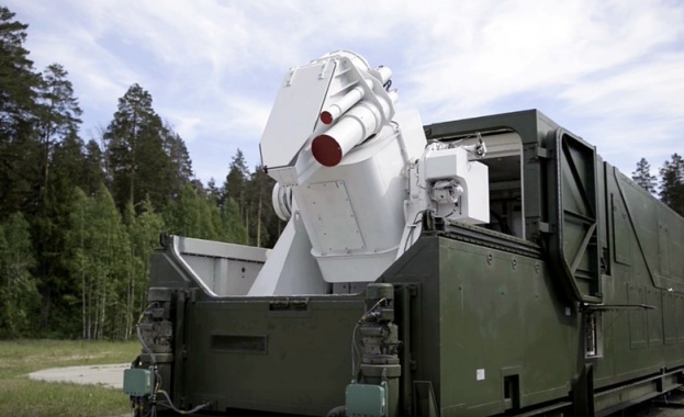 Русия тества ново лазерно оръжие