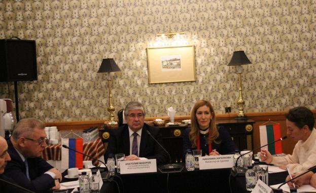 Министър Ангелкова: Руската федерация е сред най-важните пазари за българския туризъм