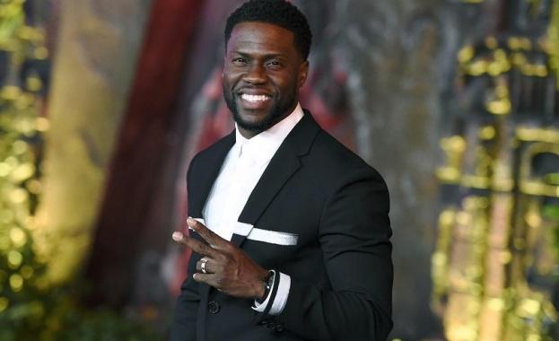 Комикът Кевин Харт ще води церемонията по раздаването на Оскарите