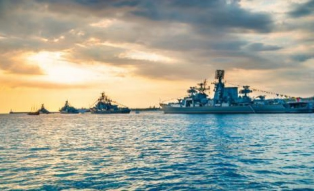 Русия провежда военни учения в района на Черно море