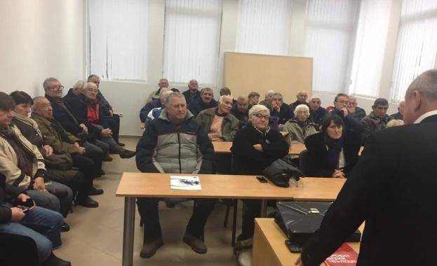 """Богдан Боцев в Ябланица: """"Визия за България"""" е дългосрочен документ, който няма аналог в никоя друга политическа партия"""