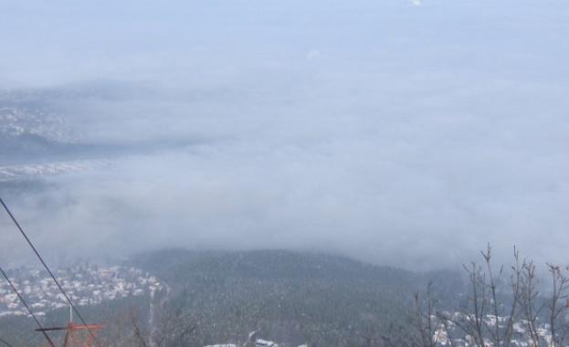 Вятърът стихна, отново мръсен въздух в София