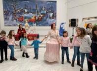 Коледен празник в Руския културно-информационен център