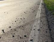Възстановено е движението по път I-9 Варна - Бургас в района на Несебър