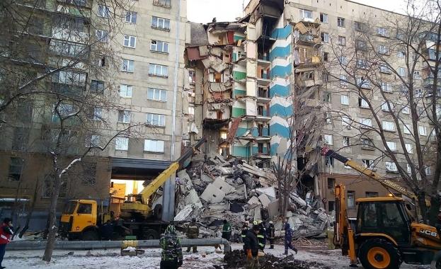 Спасеното бебе от рухналия блок в Магнитогорск дойде в съзнание