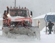 20 см нова снежна покривка в Смолянско