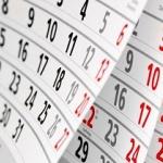 Предстоящи събития в страната на 19 януари