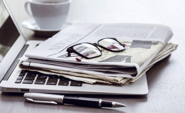 Преглед на вестниците в петък