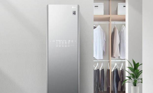 LG представи Styler - бъдещето в грижата за дрехите