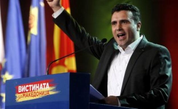 Заев осигури мнозинство за историческата промяна в името на Македония