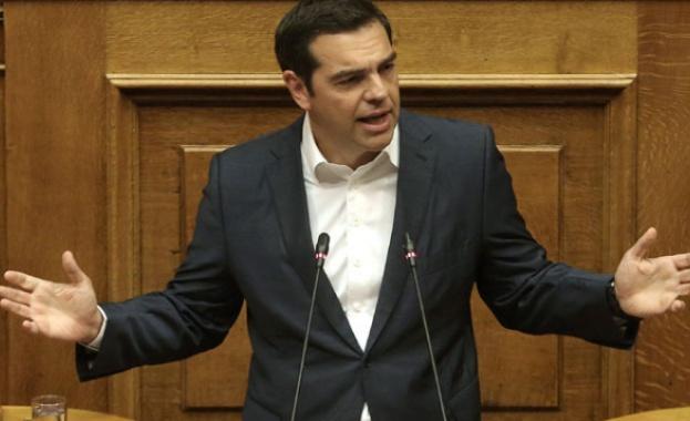 Ципрас обяви нова 4-годишна икономическа стратегия на СИРИЗА