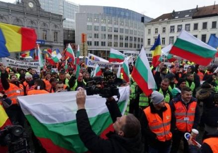 Превозвачите се отказват от протеста в понеделник