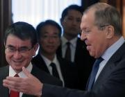 Лавров откри преговорите с Япония по мирния договор след Втората световна война