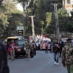 Най-малко 15 души са убити при нападение срещу хотел в Кения