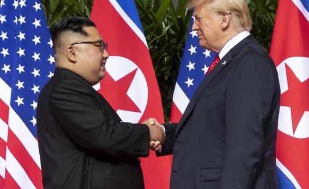 САЩ обмислят замразяване на част от санкциите спрямо Северна Корея