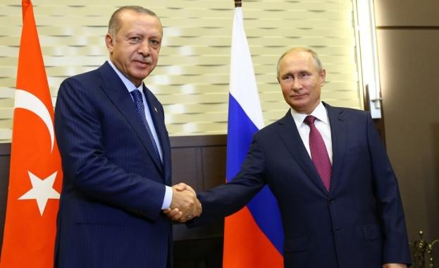 Русия може да произвежда компоненти на С-400 в Турция